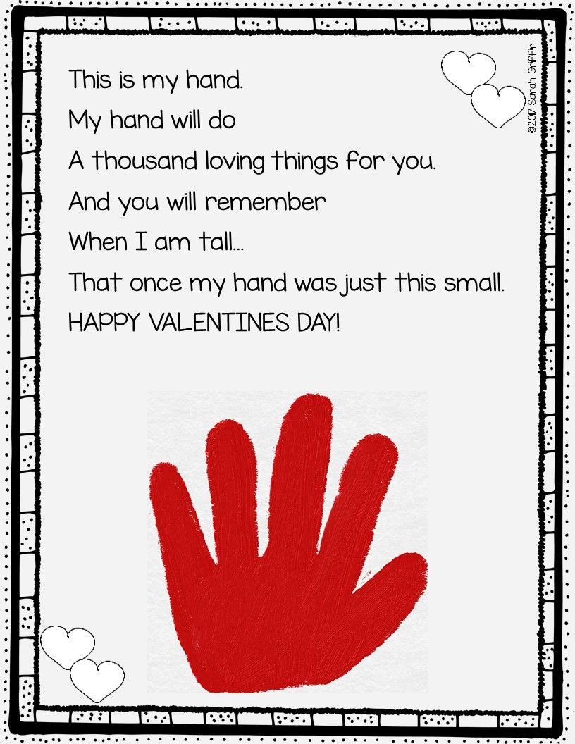 Prek Kindergarten 1st And 2nd Grade Educational Resources Poetry For Kids Centers Math Game Valentines Day Poems Preschool Valentines Toddler Valentines