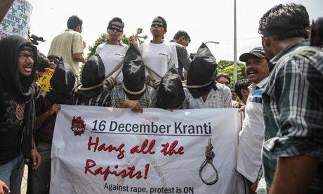 INDIA AND THE SAD TALES OF RAPE