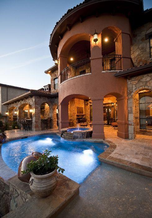 Outdoor Dream - Jenkins Custom Homes