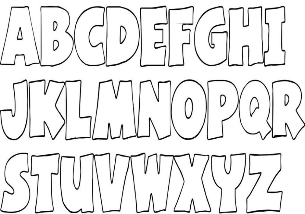 Alphabet Malvorlagen Buchstaben Ausmalen Alphabet Malvorlagen A Z Tipps Und Tricks Ideen Papan
