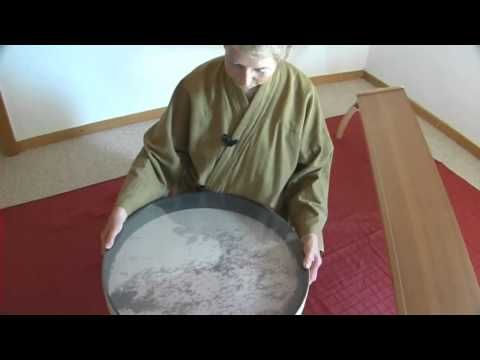 Zen, Ocean Sound, Ocean Drum Hear the sound of the sea! Ocean Drum by sound artist Maria Fröhlich.