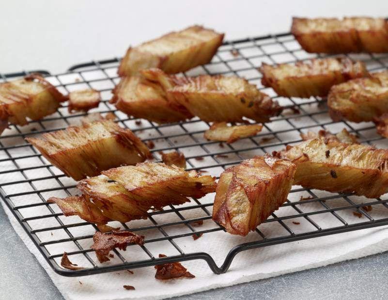 Potato Gratin Fries: doubly good