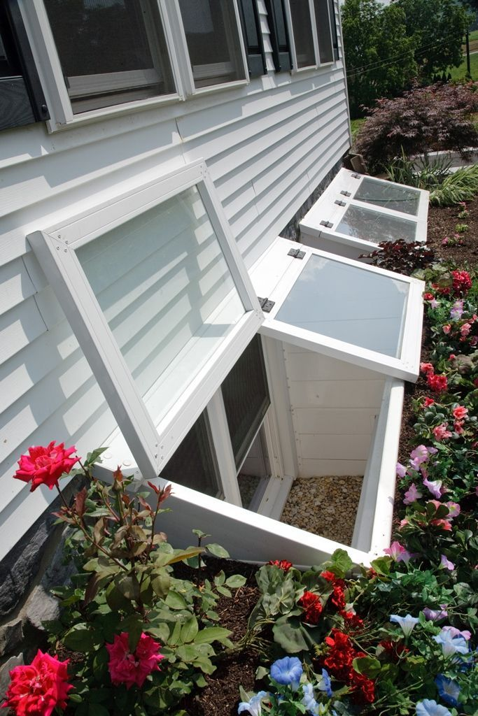 25 Creative Designs Of Basement Window Covers For Your