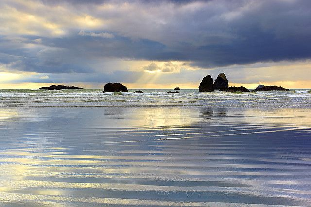 Little River State Park, Trinidad, Humboldt County, California