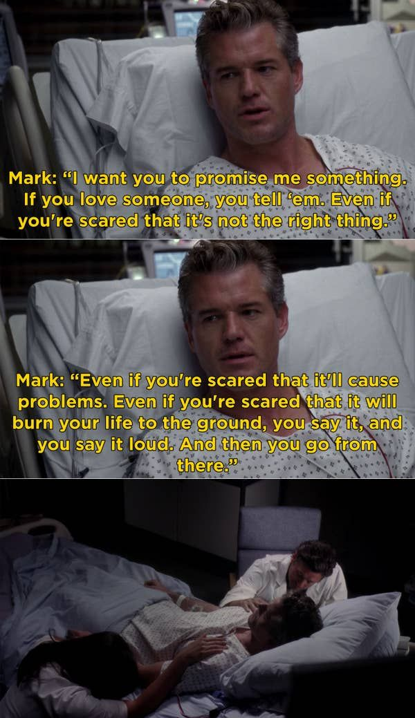 55 Iconic Grey S Anatomy Moments That Happened In The Last 10 Years Greys Anatomy If You Love Someone Anatomy