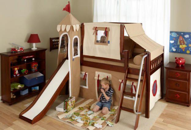 Frankie S Fun Fort Loft Boys Bedroom Furniture Baby Bedroom