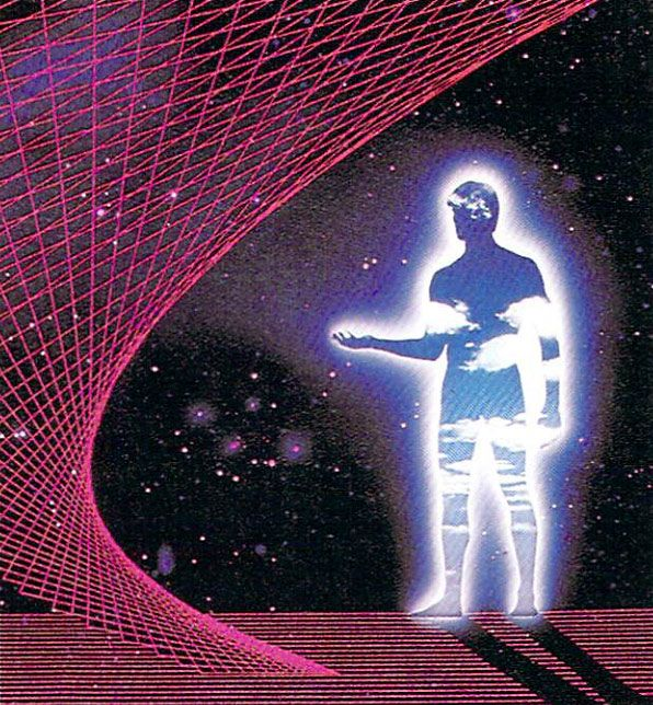 80s Touch Via Mentalalchemy Aesthetic Art Psychedelic Art Retro Futurism
