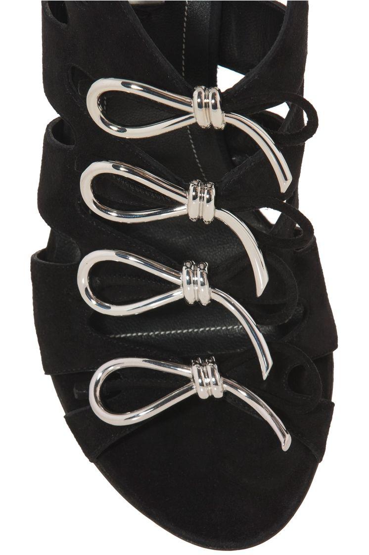 b5de4852656 Boulce Bow Sandals   Balenciaga