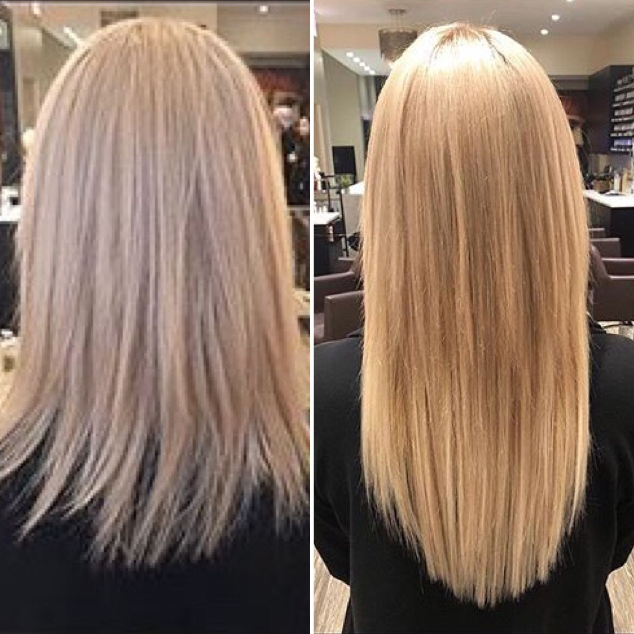 A Transformationtuesday Using Tonyodisho Hairextensions