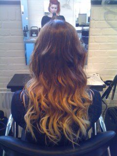 Made By Bleaching Her Hair Twice 3 Home Made Hair Her Hair