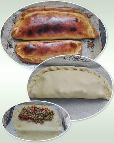 Empanada De Caballa Receta De Naty Coremi Receta Recetas De Comida Receta De Empanadas Pan De Hot Dog