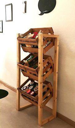 Cagettes : 23 DIY malins pour tout ranger !