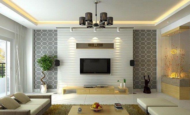 Simple Living Room Designs And Decorating Ideas  Interior Cool Living Room Showcase Design Design Inspiration