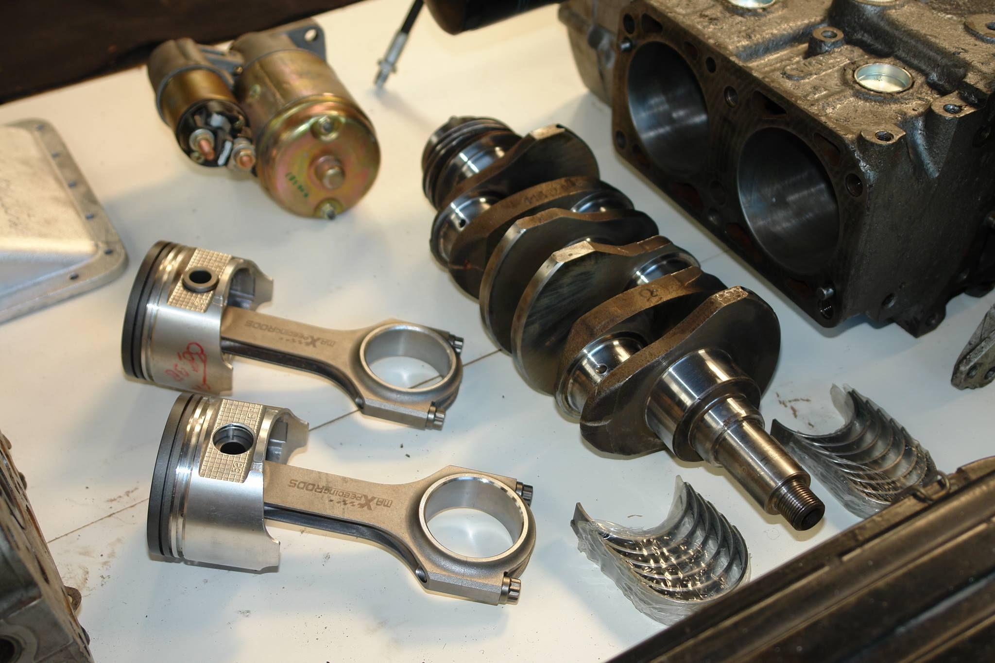 Datsun 510 1600 1 6l L16 133mm Connecting Rod High Performance 4340 En24 H Beam Conrod Beams Datsun Performance Auto Parts