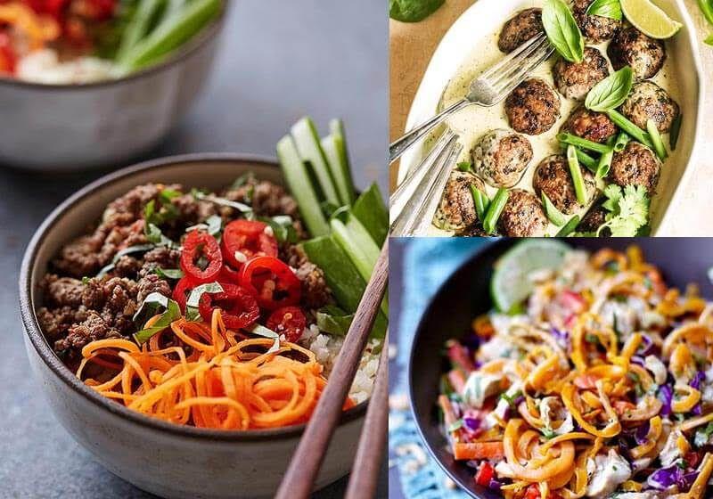 keto thai food toronto
