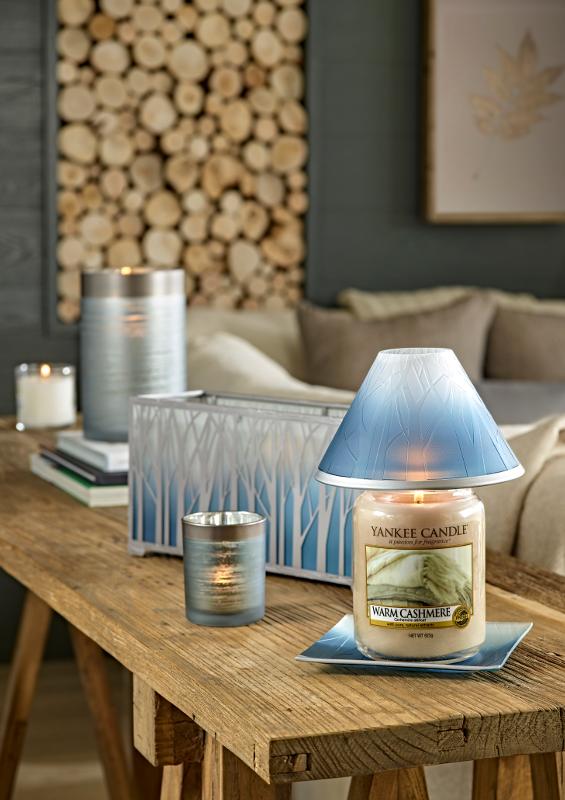 Warm Cashmere Yankee Candle Un Parfum Doux Et Apaisant De Bois