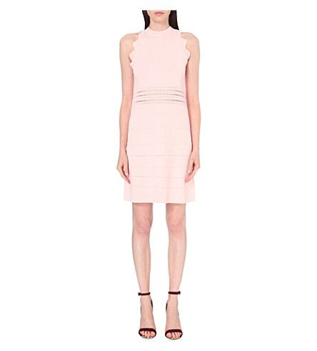 TED BAKER Natleah Knitted Dress. #tedbaker #cloth #dresses