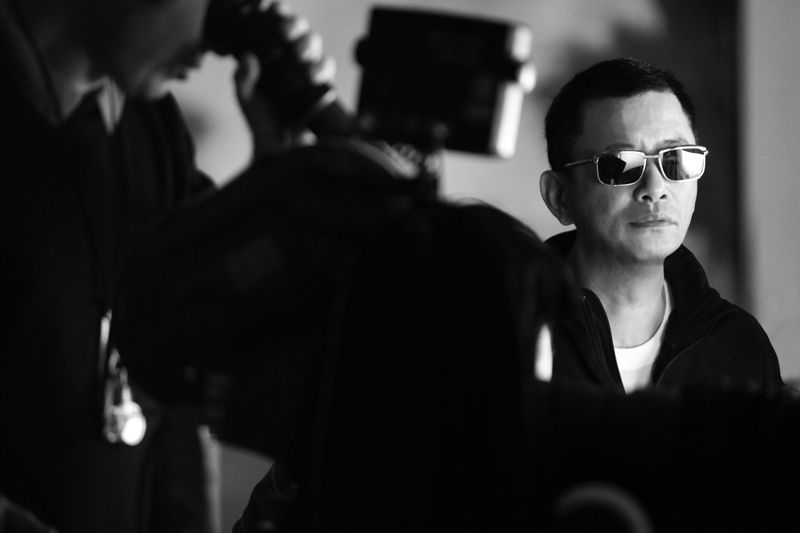 What makes cinema so attractive, so fascinating is that it's not just a one plus one process. It's a chemistry between sounds, words, ideas, and image. - Wong Kar-wai