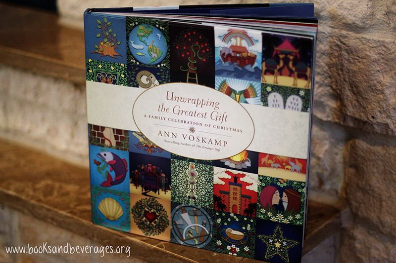 Unwrapping the Greatest Gift by Ann Voskamp | Book Review - See more at: http://booksandbeverages.org/2014/10/30/unwrapping-greatest-gift-ann-voskamp-book-review