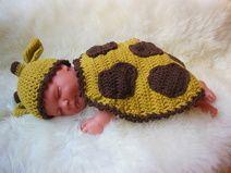 Häkelanleitung Baby Kostümoutfit Giraffe Häkeln Für Kinder