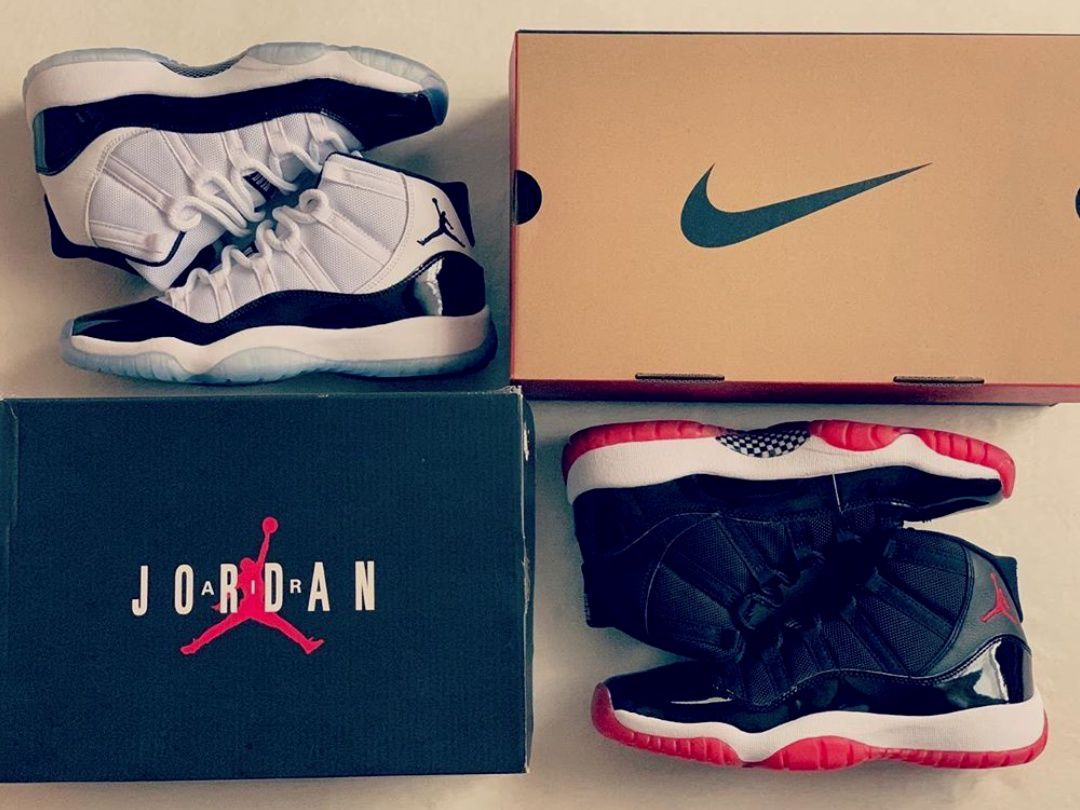 Jordan 11 Retro Playoffs Bred 2020 Thanksgiving Outifts Trends Outfit Casual Shoes In 2020 Jordan Fashions Jordan 11 Casual Shoes