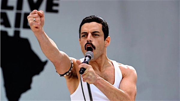 """It's America: They're Puritans in public, perverts in private."" Bohemian Rhapsody (film) 