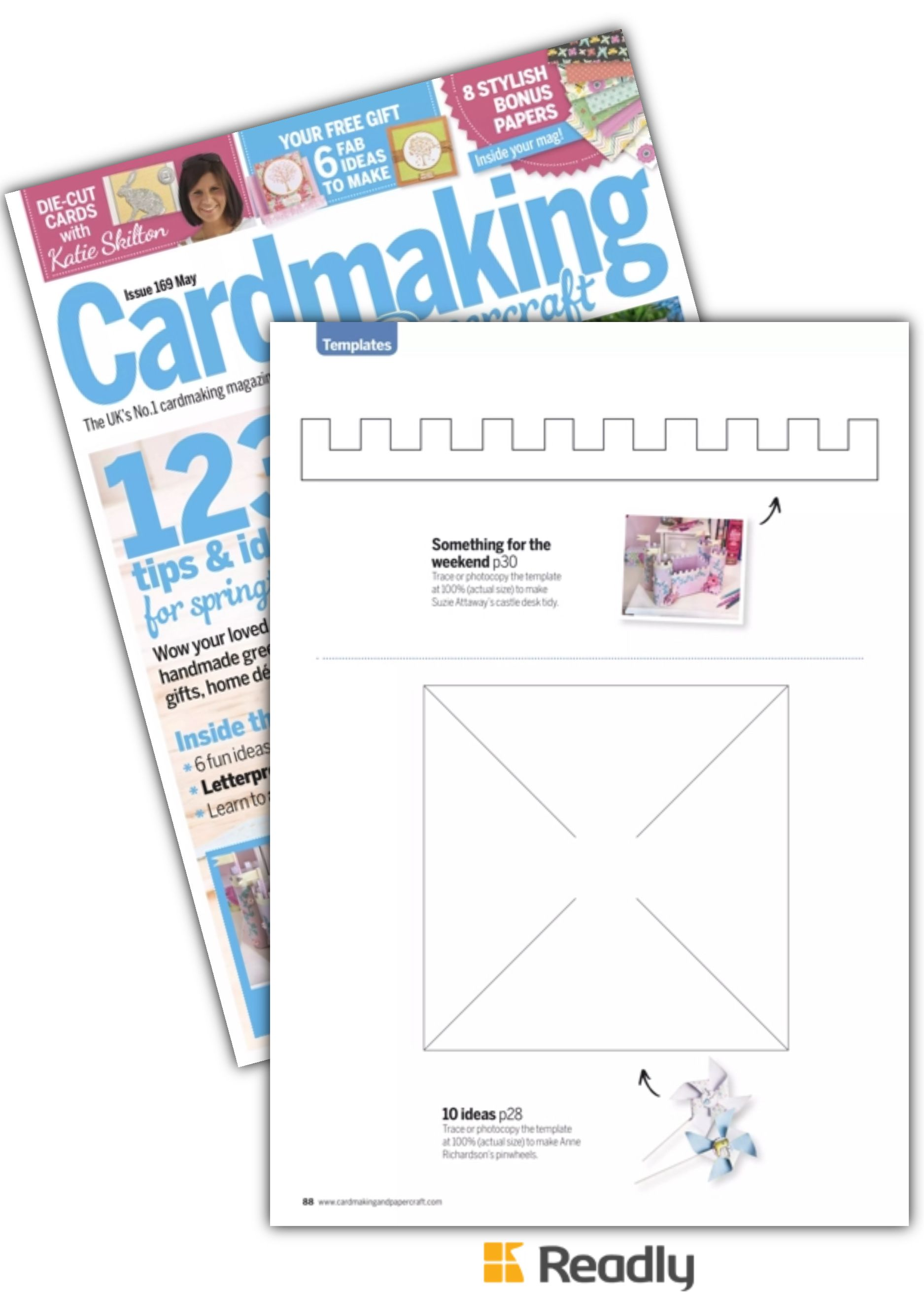 Suggestion about Cardmaking and Papercraft May 2017 page 88 ...