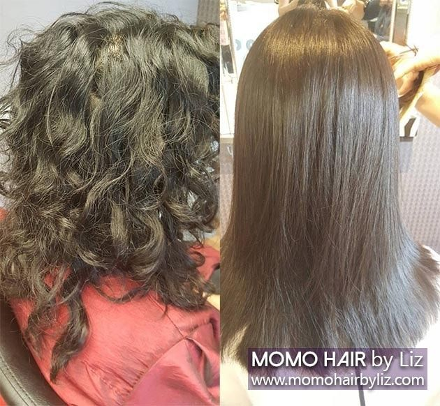 Lovely~ | Japanese hair straightening, Medium hair styles, Bob hairstyles