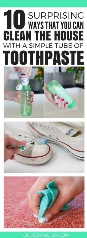 10 Insane Things That You Didn't Know You Could Clean with ...