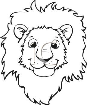 Pin By Sheldon Rhodes On Children S Church Ideas Lion Coloring Pages Animal Coloring Pages Lion Craft