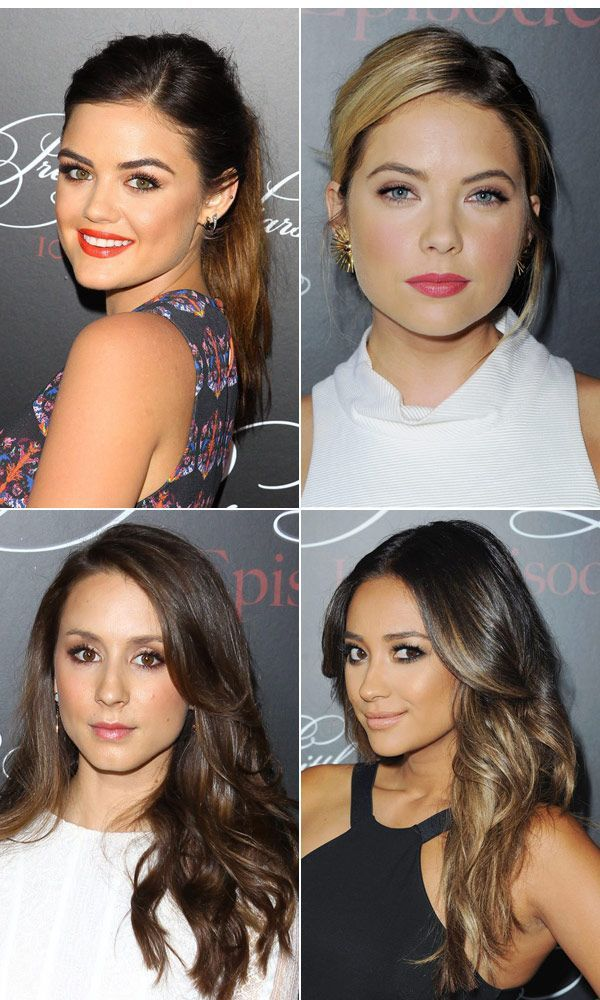 'Pretty Little Liars' 100th Episode Party — Lucy Hale V