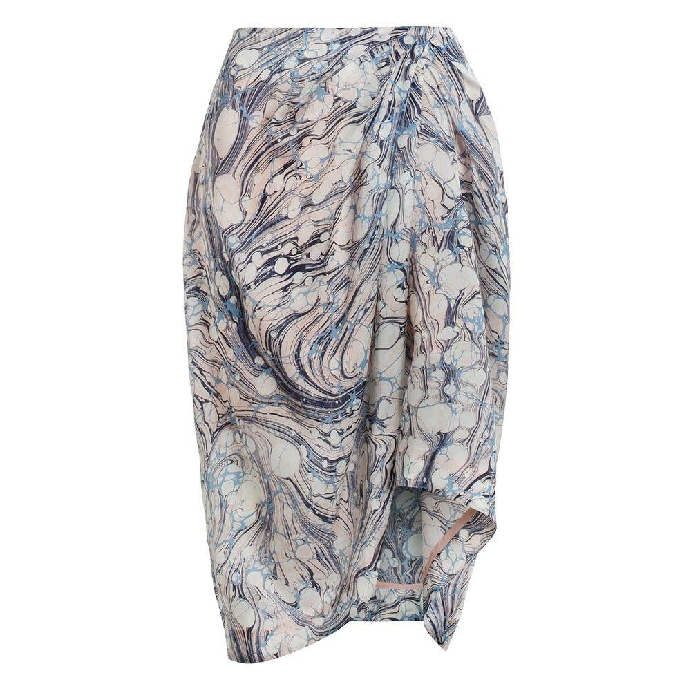 da21834c54 Tarot Marble Tuck Skirt