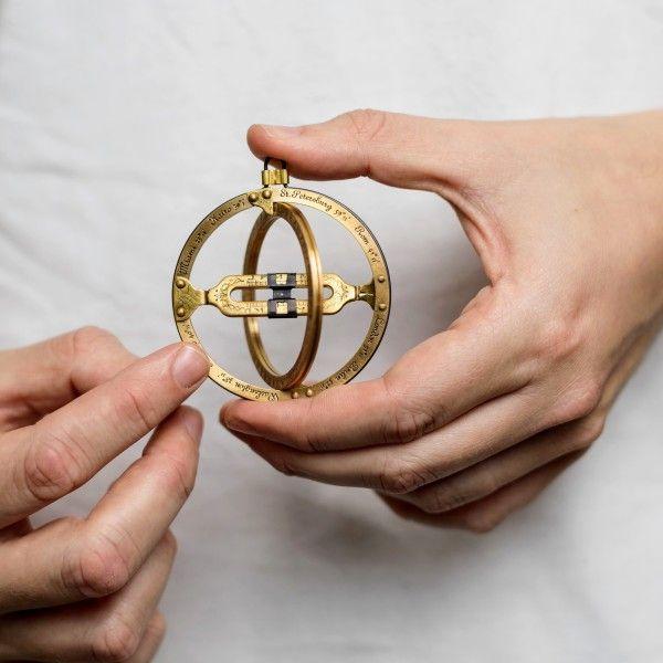 Photo of Kala Pocket Sundial | hardtofind.