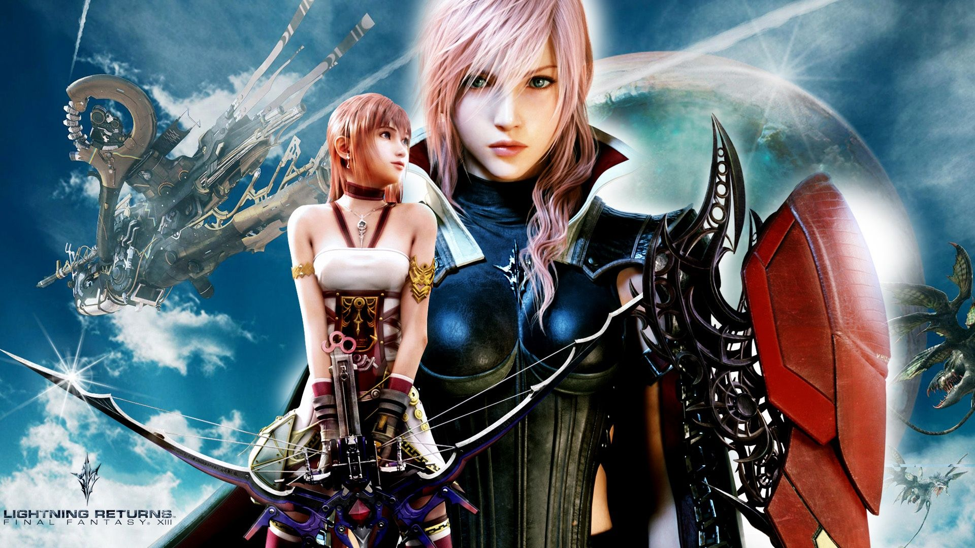 lightning returns final fantasy xiii hd 1080p wallpapers download
