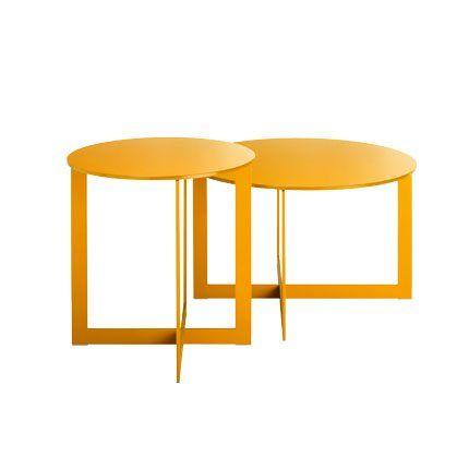 Tables Basses Domino Molteni