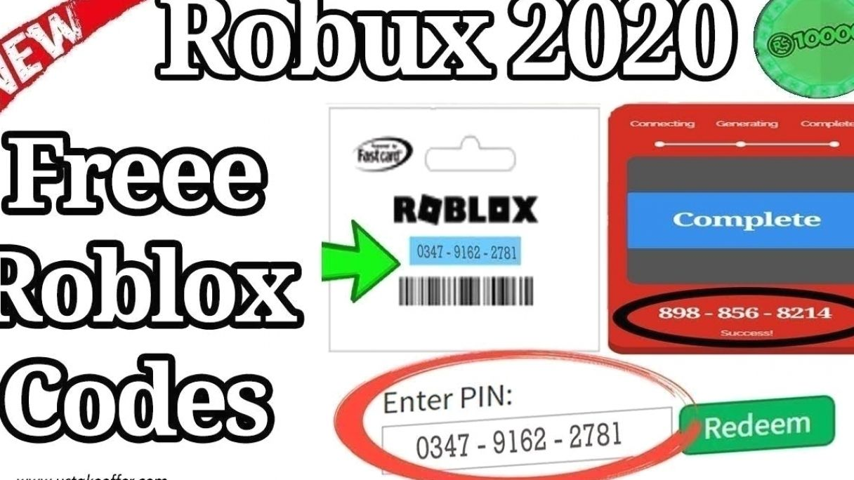 Roblox Gift Card Codes 2020 Free 1k Robux By Roblox Gift Card