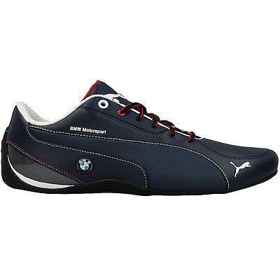 details about puma drift cat 5 bmw men's sneakers blue