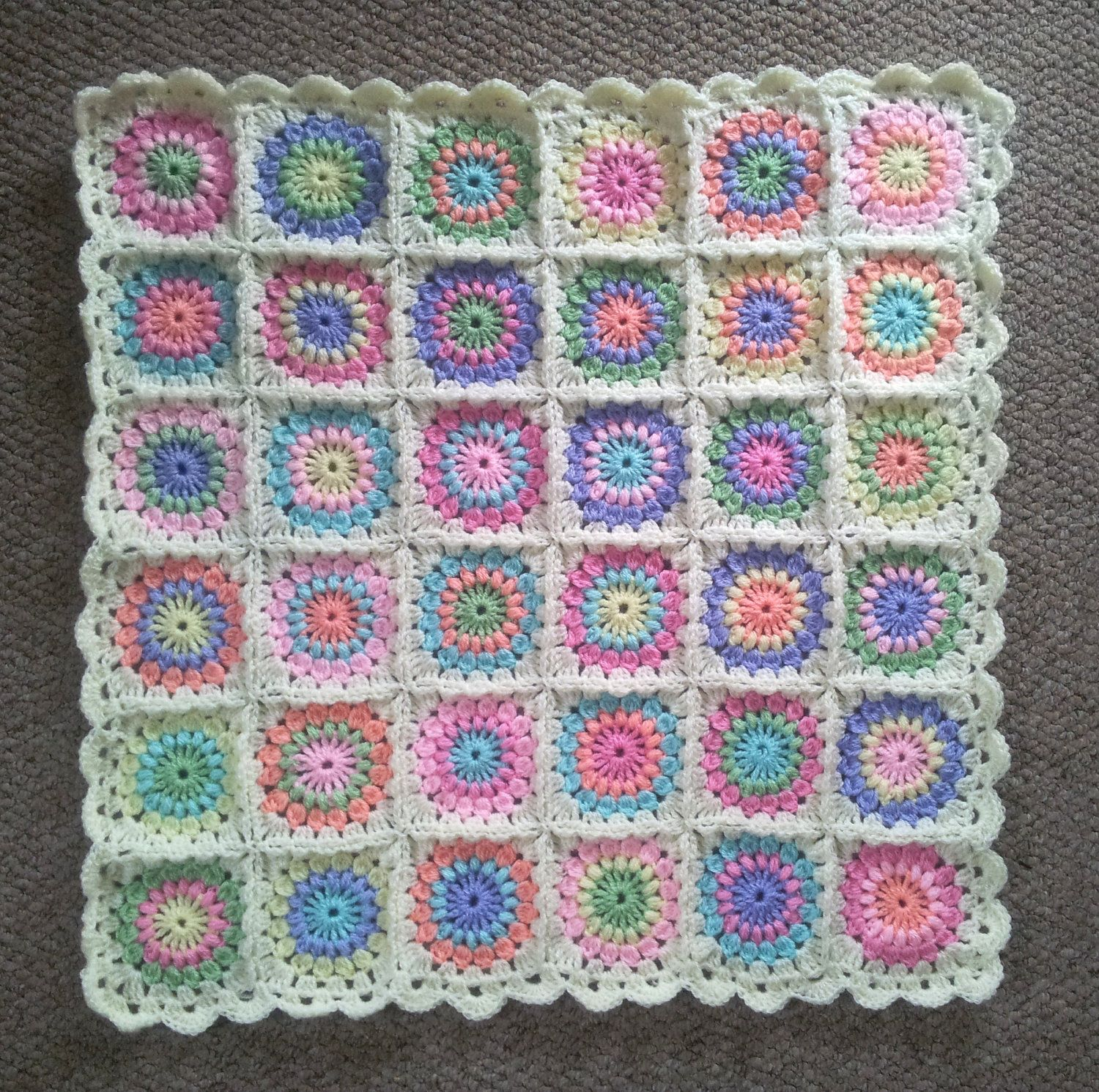 Crochet baby blanket patterns free Baby Blankets ...