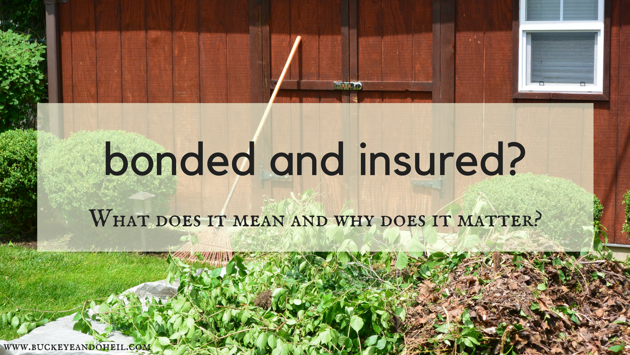 Residential Lawn, Landscaping & Irrigation | Dayton, Ohio - Bonded And Insured? Residential Lawn, Landscaping & Irrigation