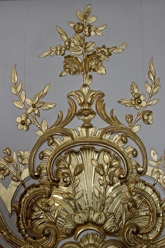 Rococo Decorative Wall Tile Versailleswall Panel  French Style  Pinterest  Versailles