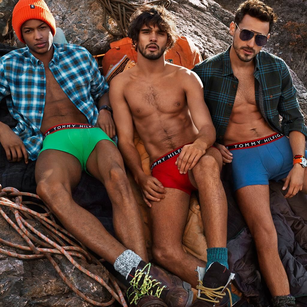 Tommy Hilfiger Unveils Colorful Boxer Briefs for Fall 2014 ...