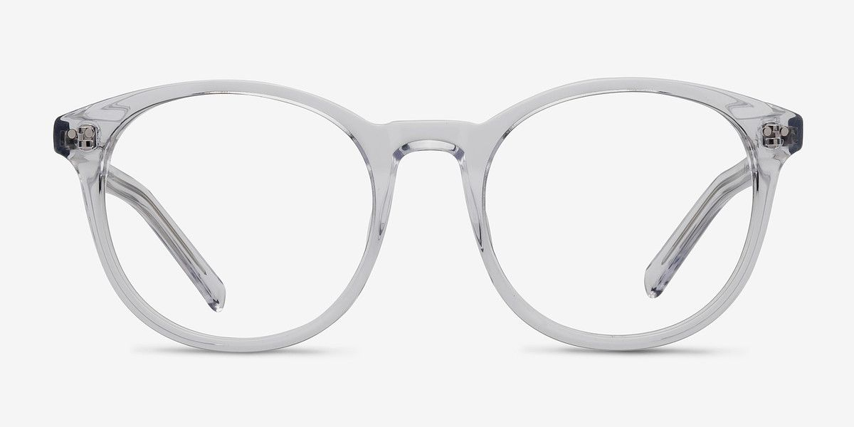 87ec2d17cb Primrose Clear Acetate Eyeglasses from EyeBuyDirect. A fashionable frame  with great quality and an affordable price. Come see to discover your style.