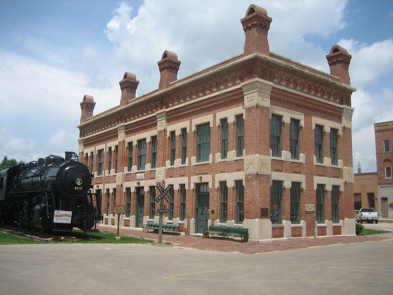 Illinois lee county lee - Amboy Illinois Central Depot In Lee County Illinois Places Across The U S Pinterest Illinois