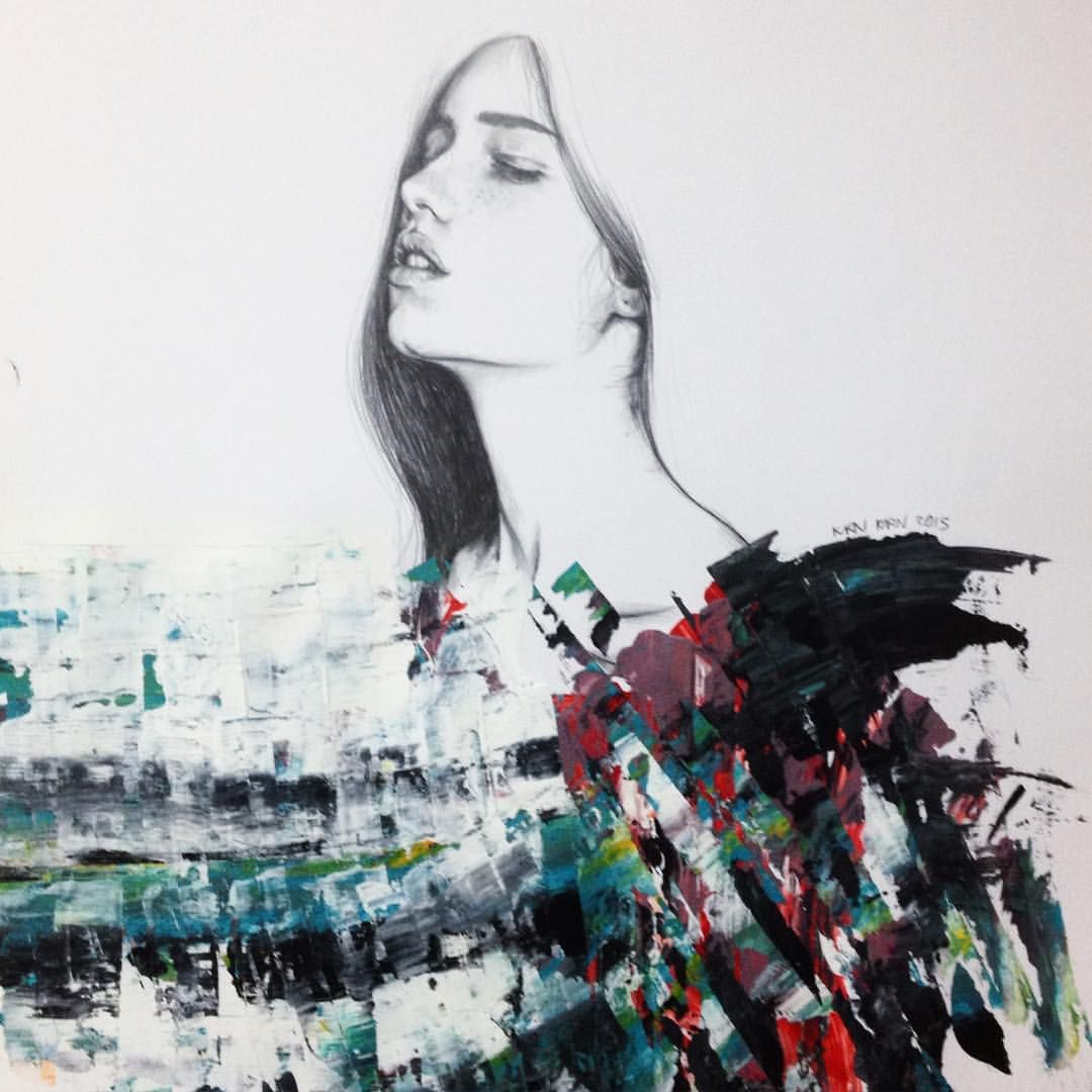 panoramic errors #gracehartzel #fashionillustration#fashiondrawing #fashion#drawing #instaart #inspiration #imperfect #illustration #artes #art#artwork #pencil #painting #acrylic#texture #skin #karnkarnillustration #model #models #イラスト #ファッションイラスト #イラスト