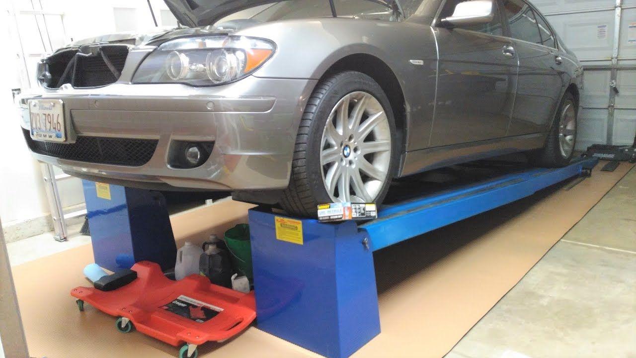 Kwik Lift KwikLift car lift auto lift car ramp assembly