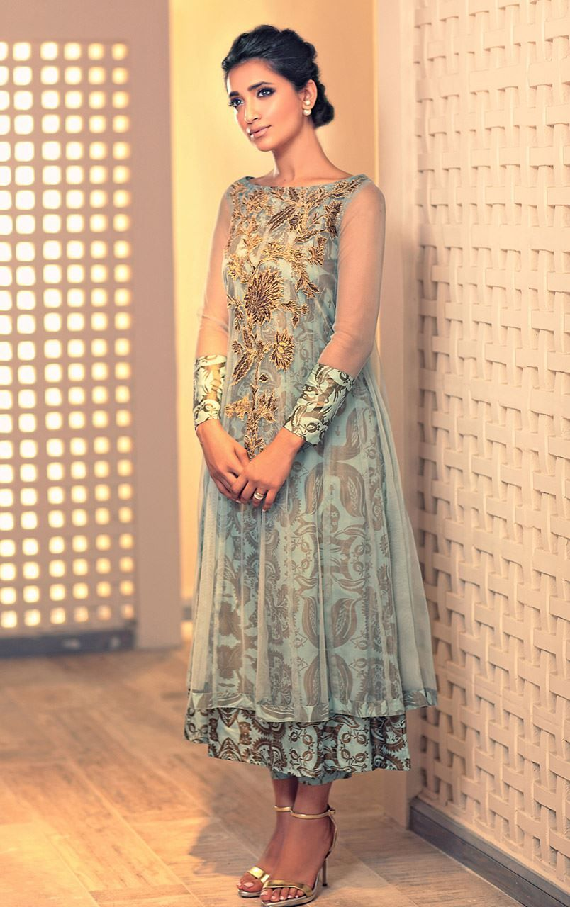 Tena Durrani Luxury Pret Collection 2018   PK Vogue