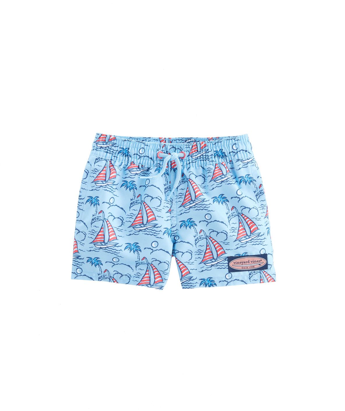 Shop Baby Boy Sailboat Chappy Trunks 3 24 At Vineyard