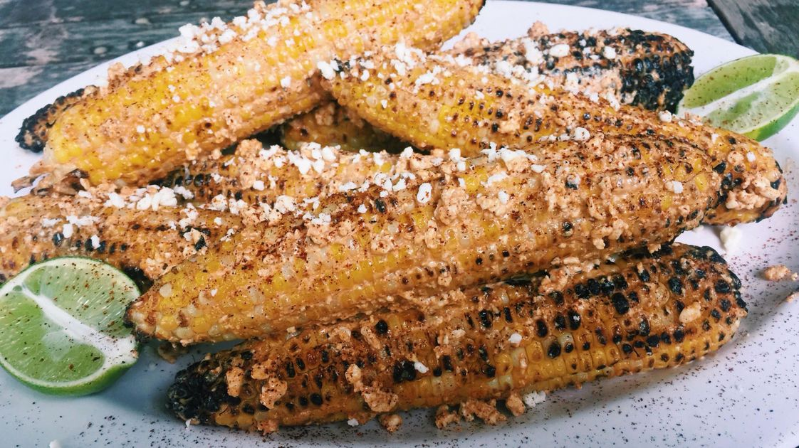 Peak season for Mexican Grilled Corn | Food and Cooking | nwitimes.com