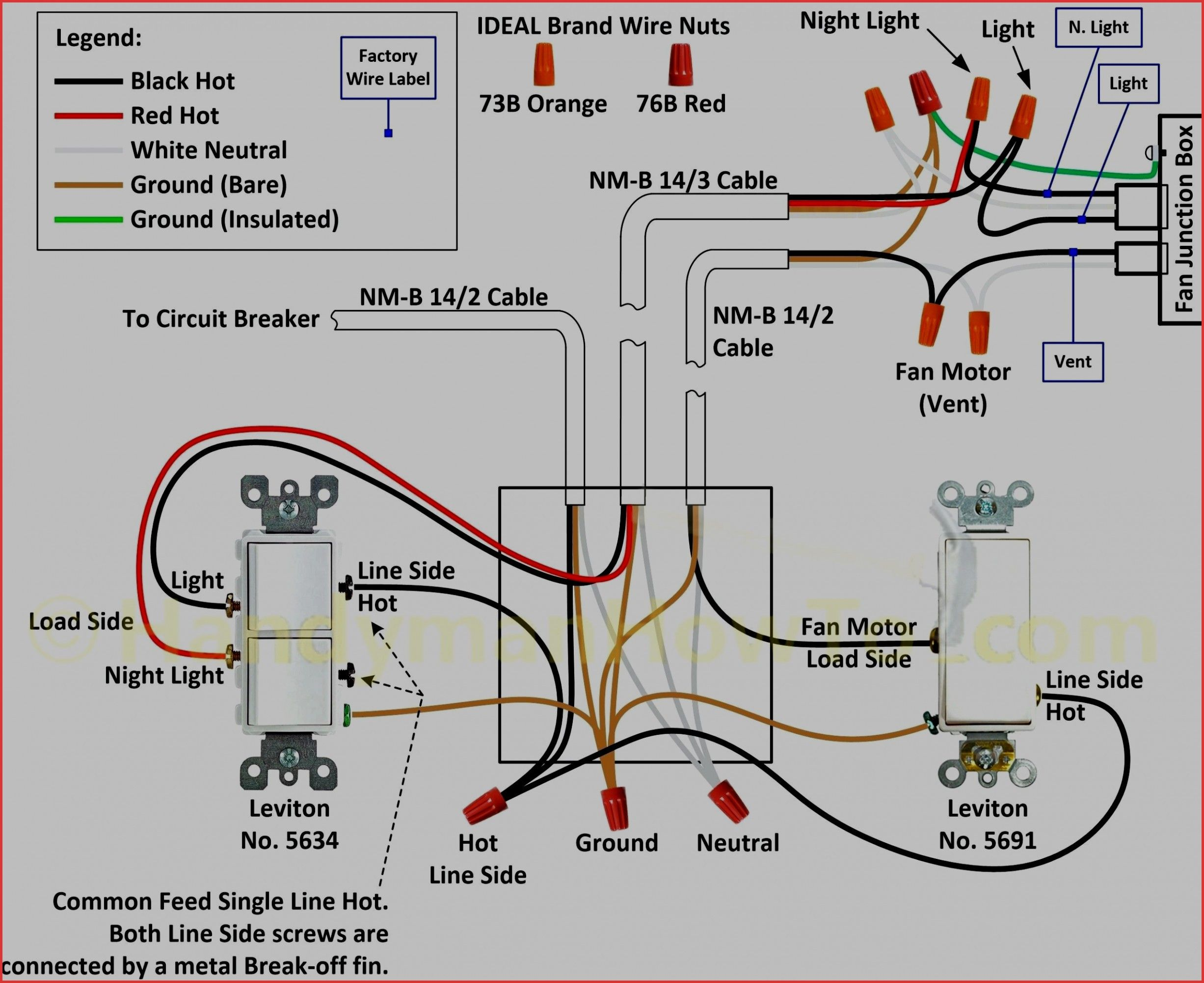 Unique Wiring Diagram For 3 Gang Dimmer Switch Light Switch