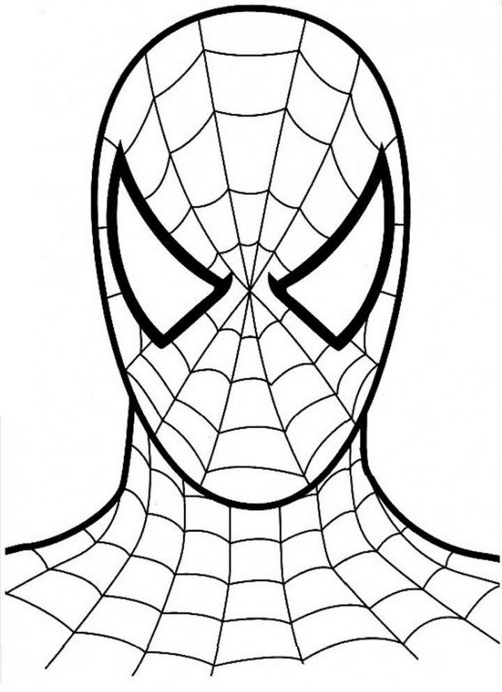 Pin von Coloring Fun auf Spiderman | Pinterest